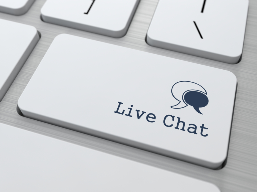 Live Chat Support For A TOP VOIP Phone Service Provider.
