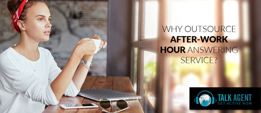 Three Reasons to Outsource After-Work Hour Answering Service?