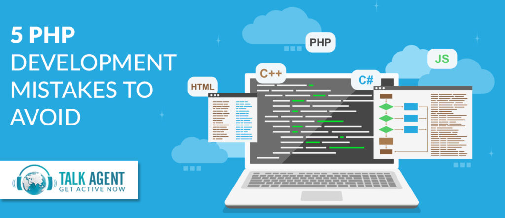 Five PHP Development Mistakes To Avoid