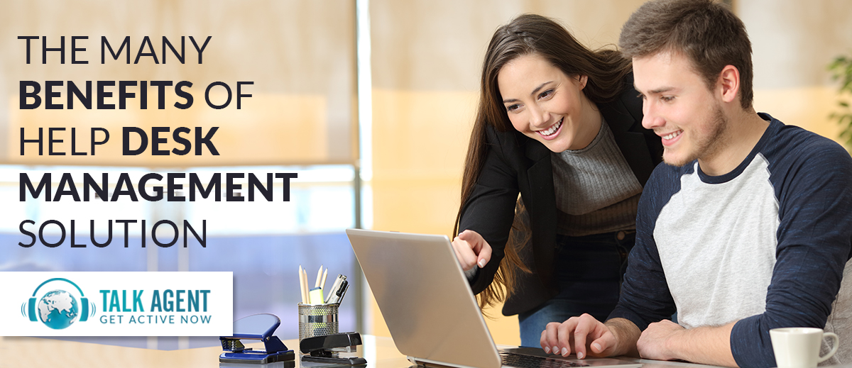 The Many Benefits Of Help Desk Management Solution