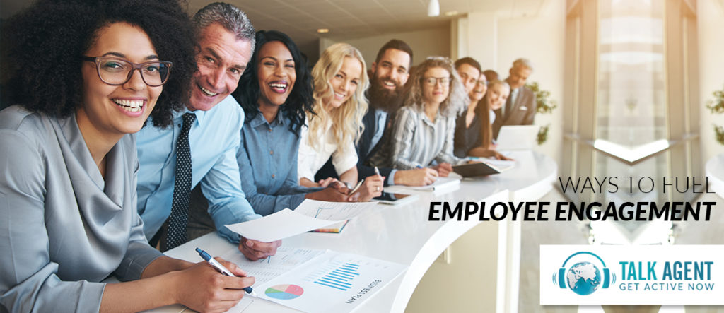 Five Important Ways to Fuel Employee Engagement