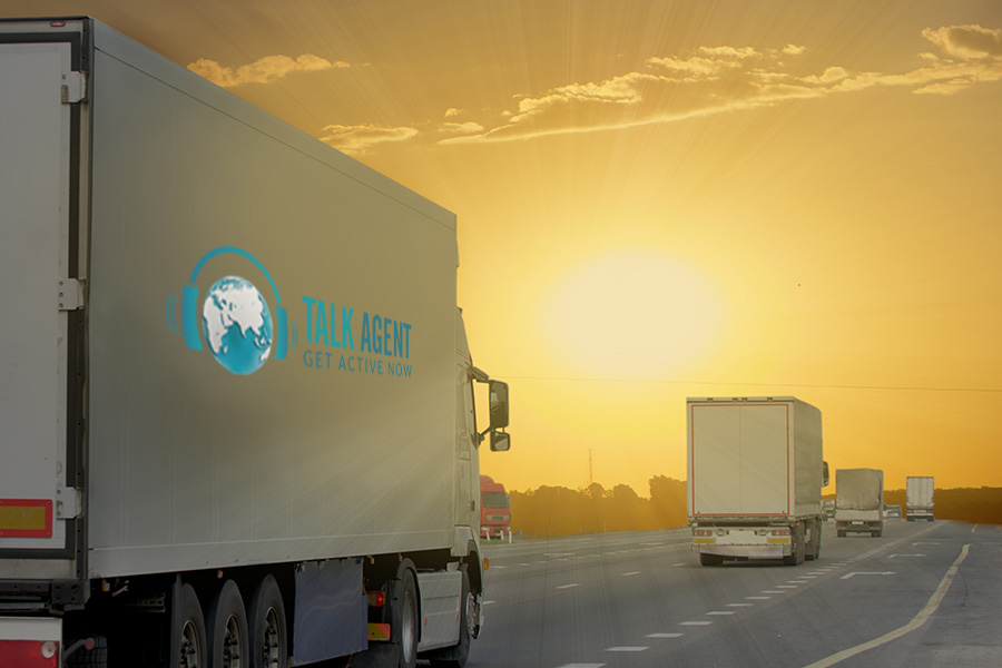 Using Virtual Agent Software Program To Make Road Freight Company's Customer Service Soar