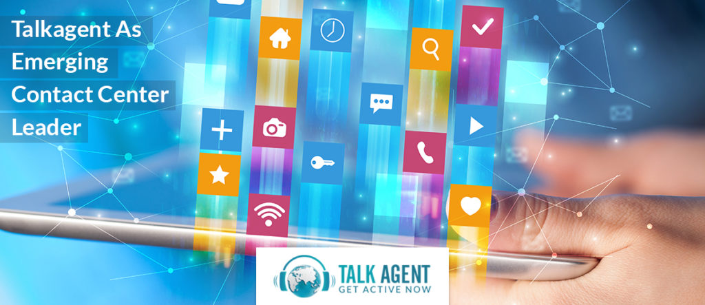 Talkagent As Emerging Contact Center Leader
